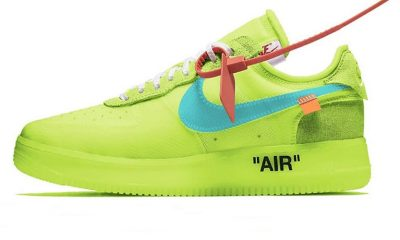 Virgil Abloh za Nike i Converse