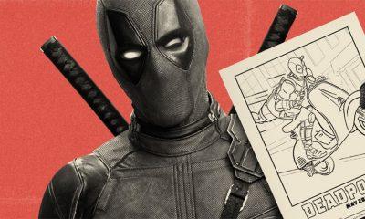 Skinite Deadpool bojanku