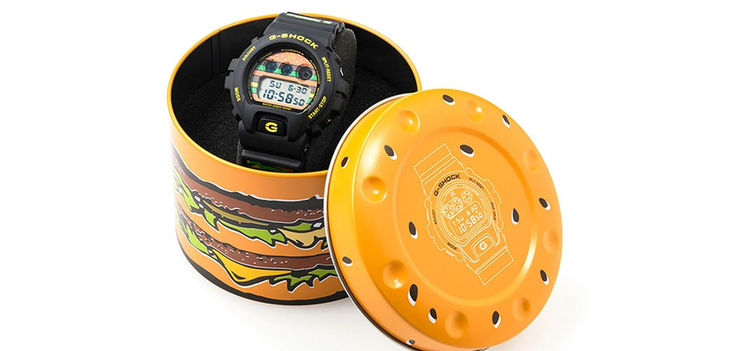 G-Shock za Big Mac rođendan