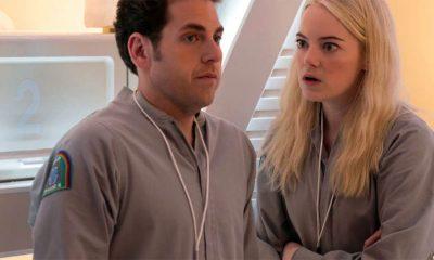 Jonah Hill i Emma Stone u seriji Maniac