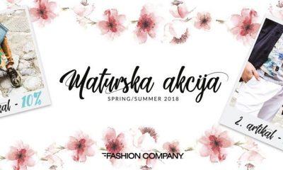 Maturska akcija u Fashion Company