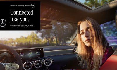 Bleskasta Mercedes kampanja