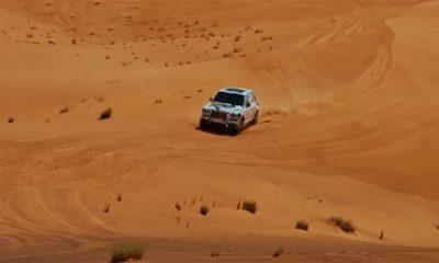 Rolls-Royce je napravio prvi SUV