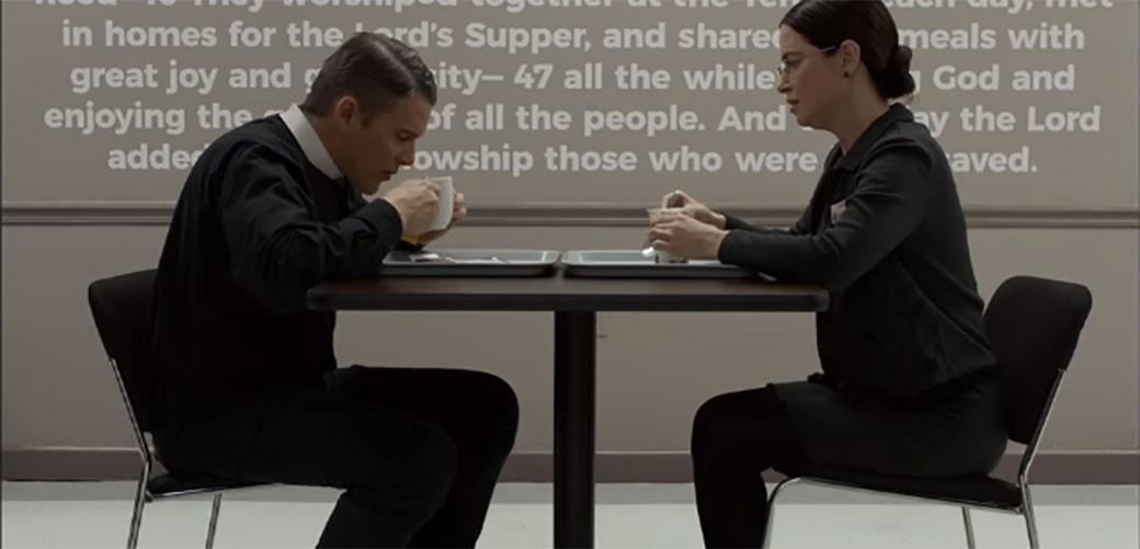 Amanda Seyfried i Ethan Hawke u filmu