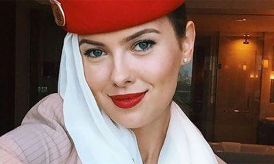 Stjuardera Emirata je čisto savršenstvo