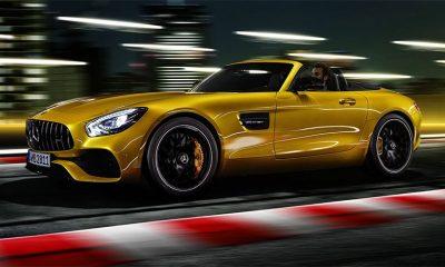 Novi Mercedes AMG Roadster