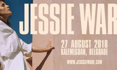 Jessie Ware na Kalemegdanu
