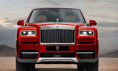 Rolls Royce predstavio svoj prvi SUV