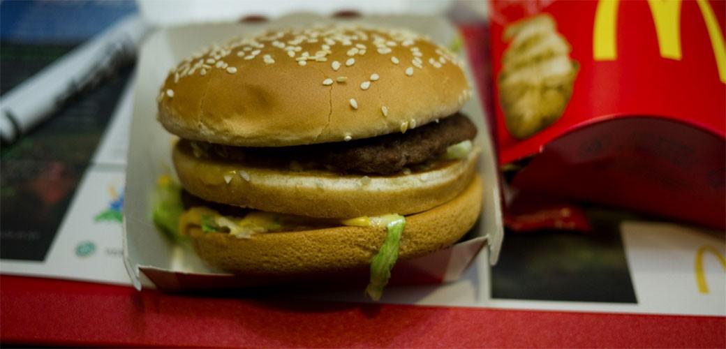 Rekord: Tip pojeo 30.000 Big Mac sendviča
