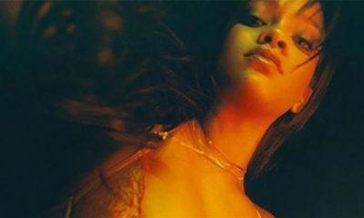 Rihanna u seksi korsetu