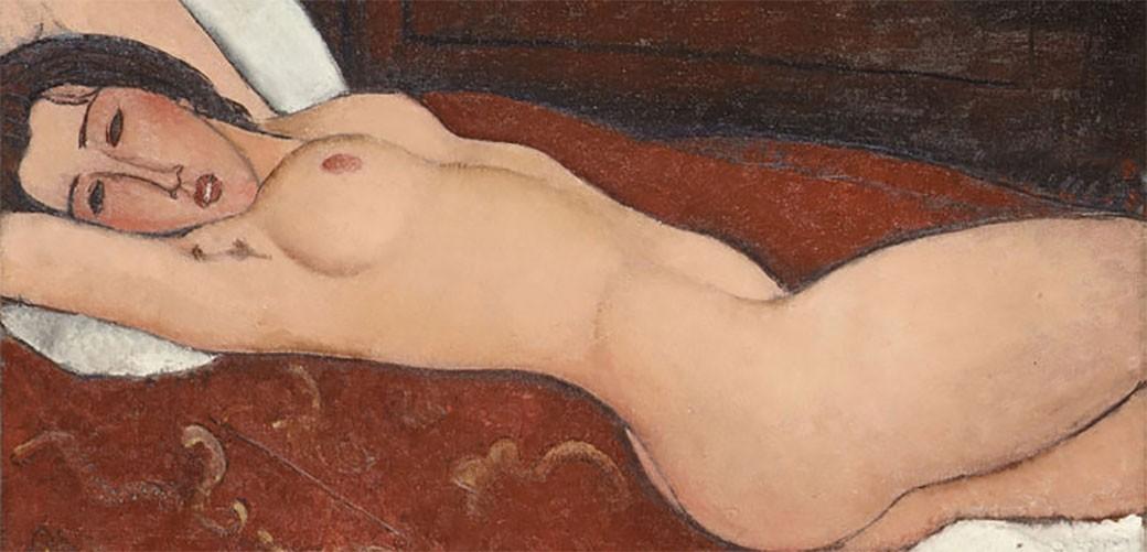 Modigliani prodat za 157.2 miliona dolara
