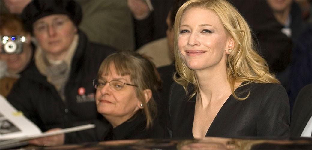Cate Blanchett o Kanskom festivalu