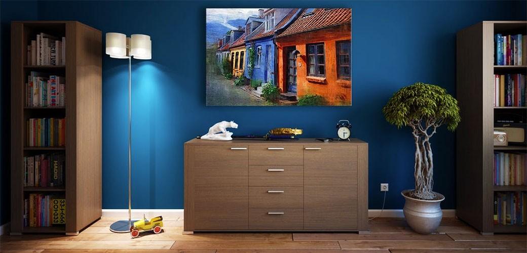 5 boja za veseliji dom