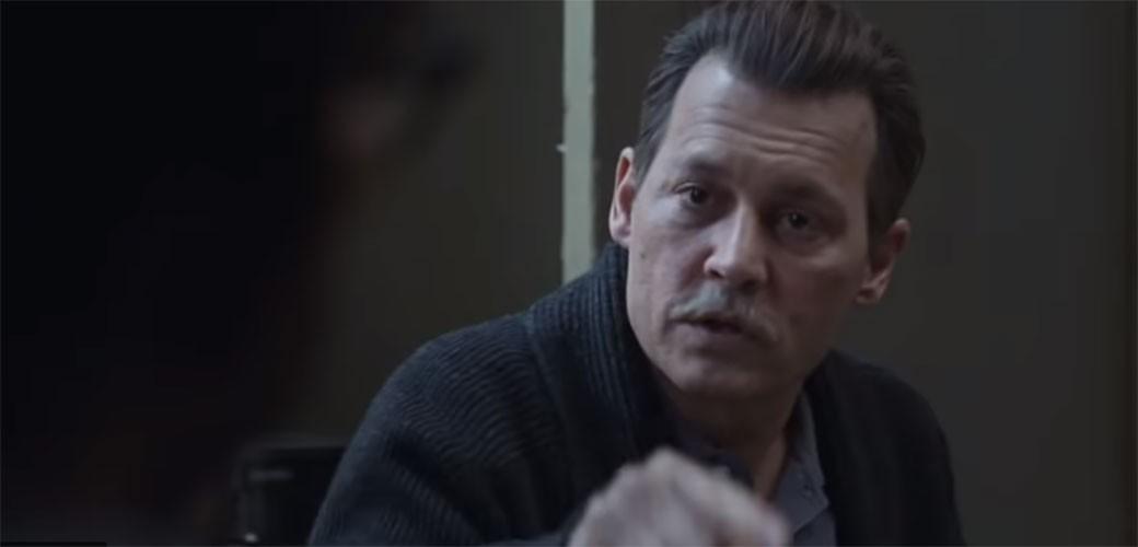 Johnny Depp u filmu City of Lies
