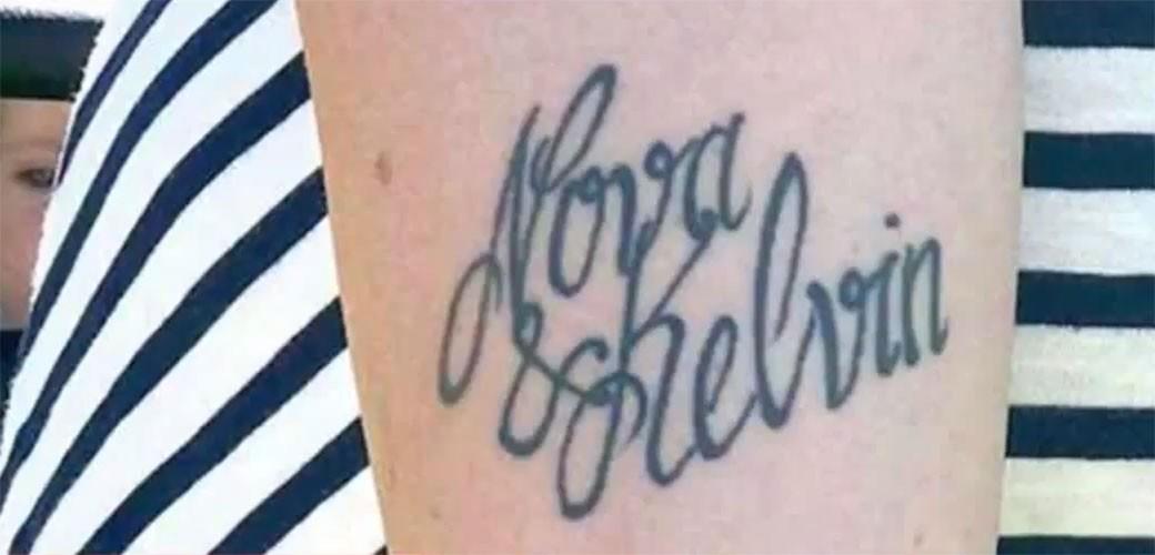 Promenila ime zbog tetovaže