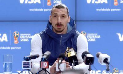 Zlatan Ibrahimović ipak na svetskom prvenstvu?