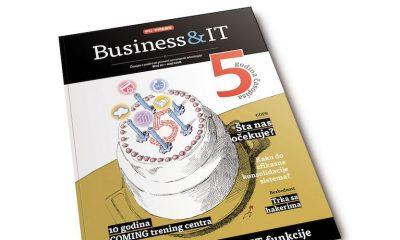 Business&IT – pet godina sa Vama!  %Post Title