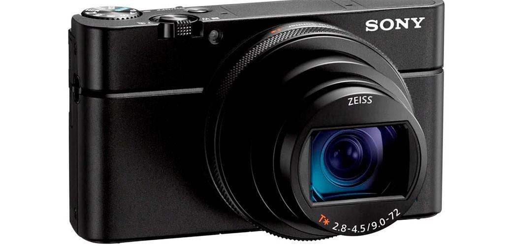 Novi Sony fotoaparat
