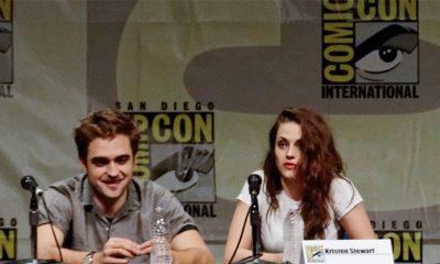 Kristen Stewart i Robert Pattinson slikani zajedno  %Post Title