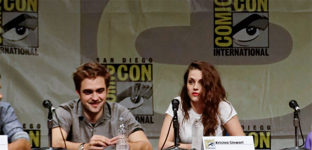 Kristen Stewart i Robert Pattinson slikani zajedno