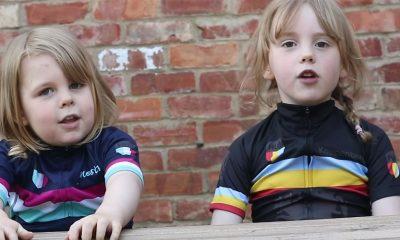 Najslađa mala biciklistkinja ikad