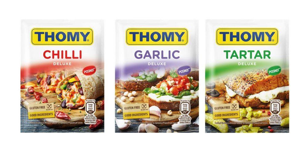 Nestlé proširio kulinarski asortiman novim THOMY i C proizvodima  %Post Title