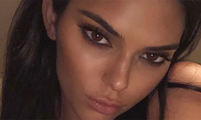 Kendall Jenner pozirala u toplesu  %Post Title