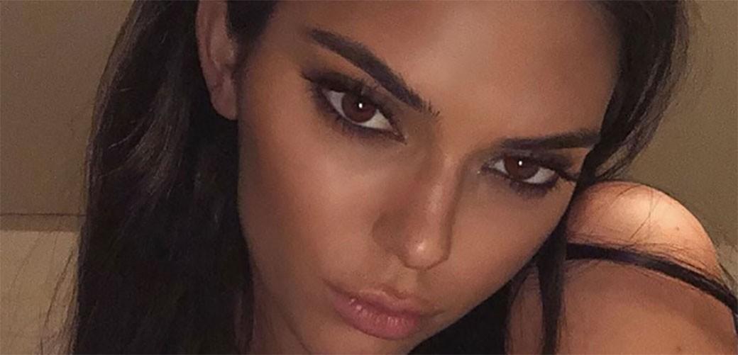 Kendall Jenner pozirala u toplesu