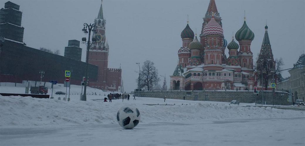 Odredište Rusija 2018