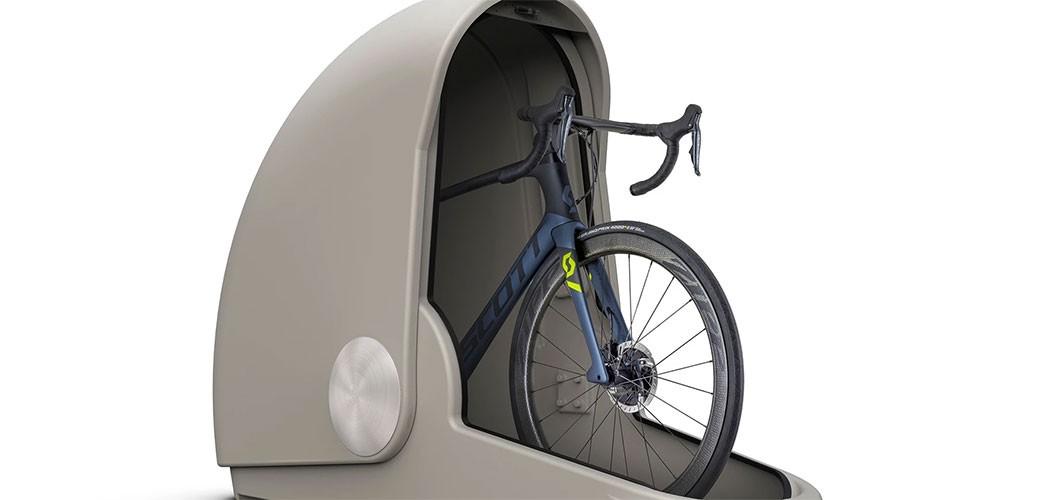 Garaža za bicikl