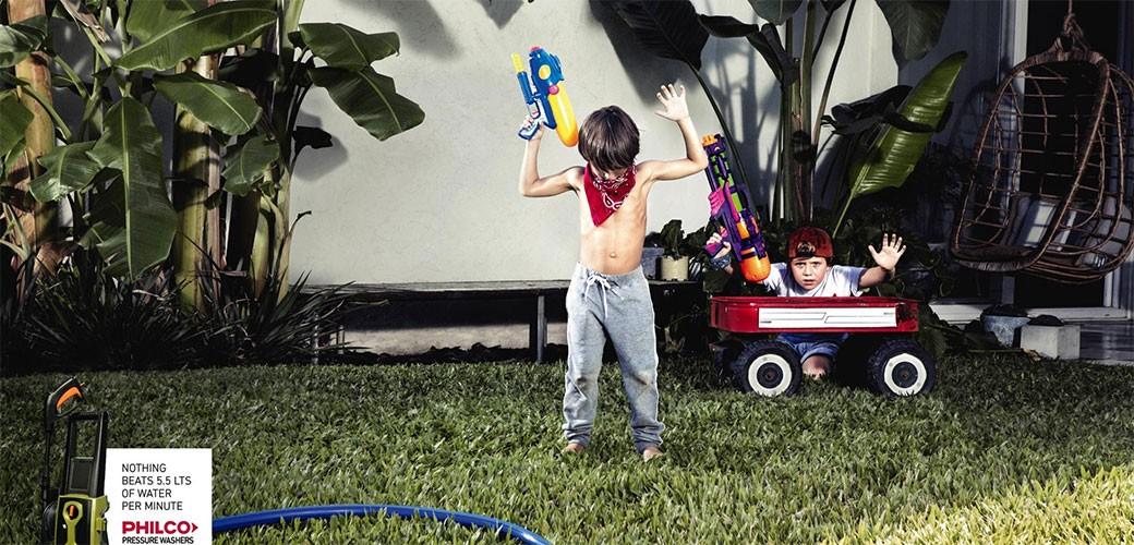 Reklama za napaćene roditelje