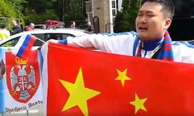 Kinez koji peva Bože pravde je potpuni hit  %Post Title