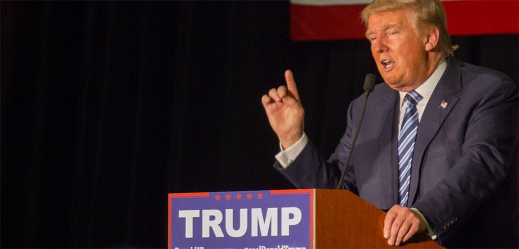 Tramp je ultimativni narcis koji je spreman da uništi svet