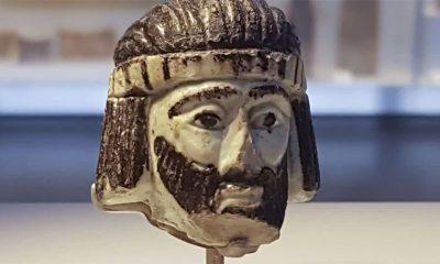 Pronađena skulptura misterioznog kralja