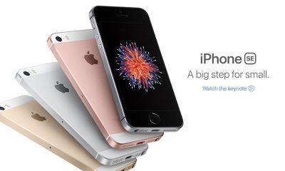 Ipak ništa od novog malog iPhone modela  %Post Title