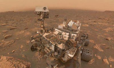 ŽIV JE: Javio se Rover Curiosity sa Marsa  %Post Title
