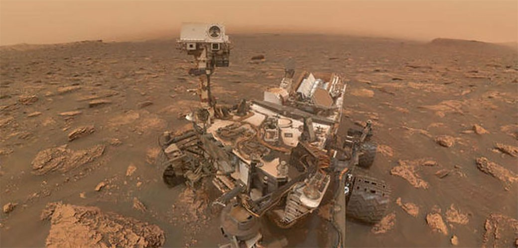 ŽIV JE: Javio se Rover Curiosity sa Marsa
