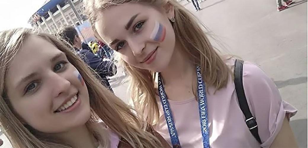 Najlepše ruske navijačice na otvaranju Svetskog prvenstva