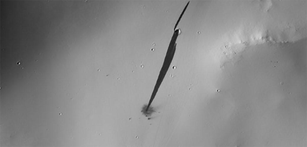 Šta je to NASA snimila na Marsu?