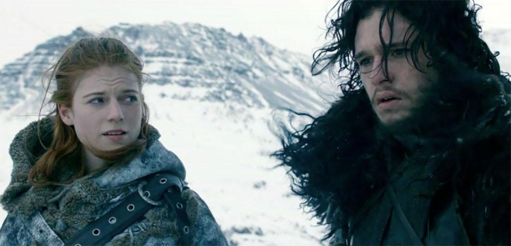 Venčao se Jon Snow