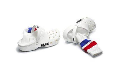 Crocsice sa ugrađenim čarapama  %Post Title