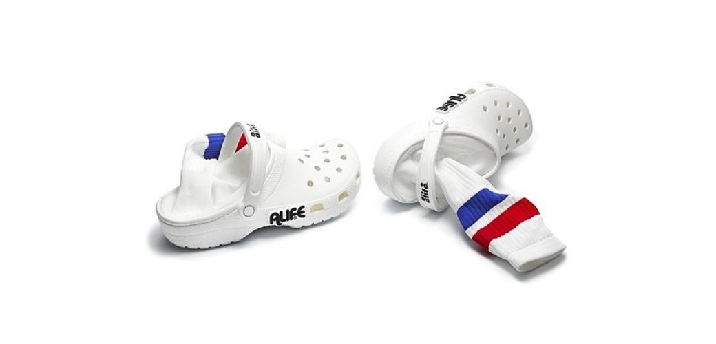 Crocsice sa ugrađenim čarapama