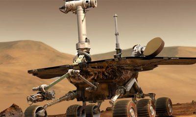Peščana oluja na Marsu  %Post Title