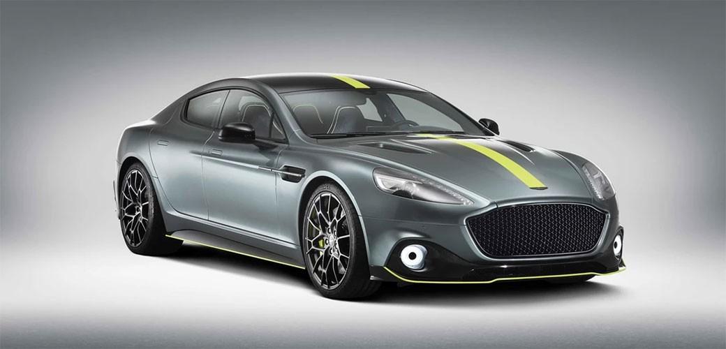 Novi Aston Martin je neverovatan