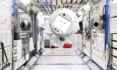Pametni robot stigao na ISS  %Post Title