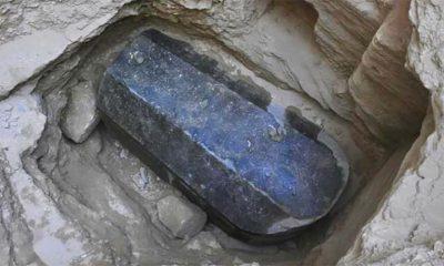 Otvoren misteriozni crni sarkofag iz Aleksandrije  %Post Title