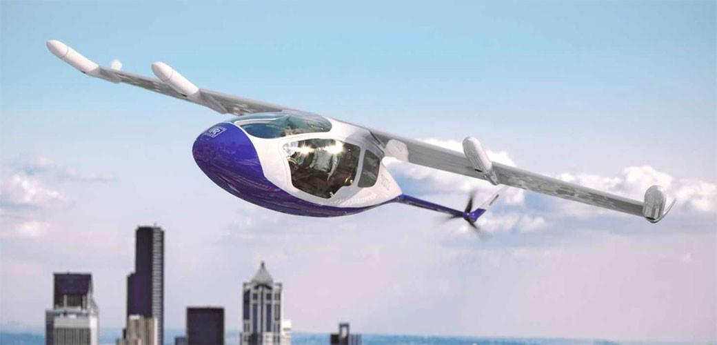 Rolls-Royce predstavio Air Taxi