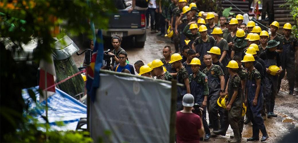 """Dokumentarac """"Akcija spasavanja iz pećine na Tajlandu"""" ekskluzivno na Discovery kanalu"""