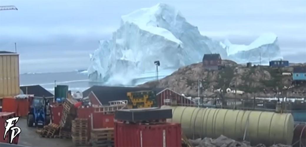 Kada ledena santa prođe pored seoceta