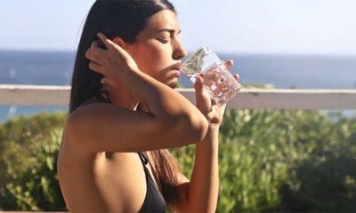 Trebalo bi da pijete hladnu vodu